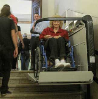 disable vatican tour