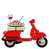 vespa food tour