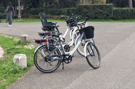 eco bike tours rome