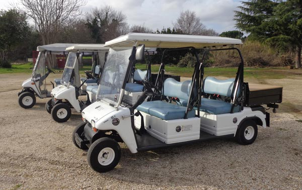 golf-cart-tour-rome