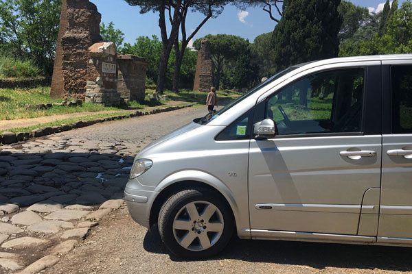 Private Transfer Rome